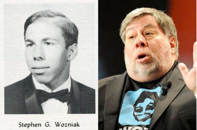 steve-wozniak-co-founder-of-apple-old-high-school-picture