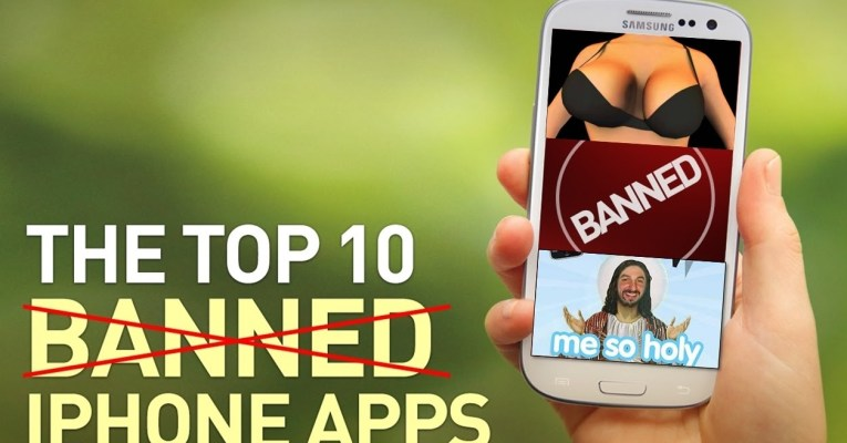 10 Silliest and Controversial Apple Apps Banned from iTunes