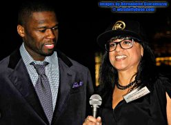 Marabelle Blue and 50 Cent.web.Bernadette Giacomazzo.thewizsdailydose