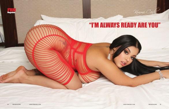Kimmi Cash2 DDG Photos FBM Magazine.thewizsdailydose