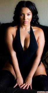 Presenting Natasha in Black Lingerie courtesy of d & d photography 002 wizsdailydose.com