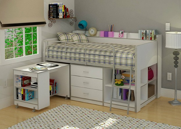 Low Loft Beds And Bunk Beds For Toddlers Amp Kids