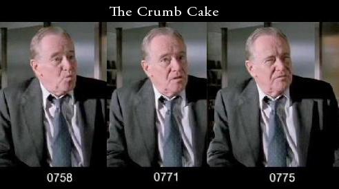 Glengarry Glen Ross Crumb Cake