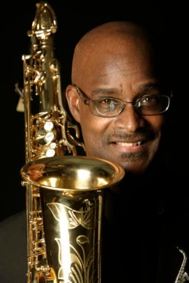 Music educator & saxophonist Davey Yarborough Sunday, Jan. 10, 20010 in Washington. (Sharon Farmer/sfphotoworks)
