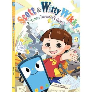 SCOTT&WITTY WIKKY:一個年輕的發明家的探索