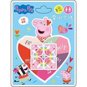 玩轉魔術方塊 粉紅豬小妹