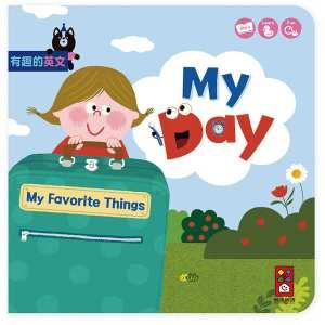 My Day(我的一天)-有趣的英文