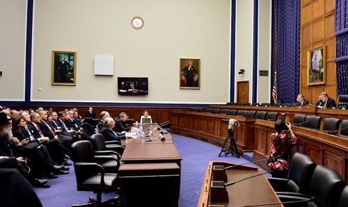 'America must lead' - Jewish leaders testify before US ...