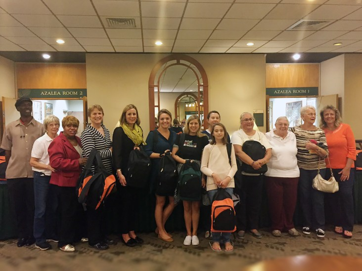 WJCC Thanks NewVision Pioneers for their Partnership