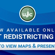 Draft Redistricting Maps Now Available Online - Click to view