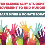 James River Students Join the Movement to End Hunger - Click to Learn more and donate