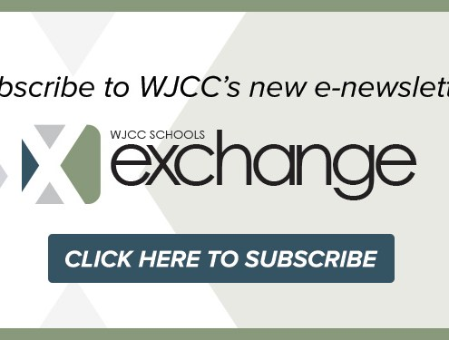 Subscribe to WJCCs new e-newsletter - click to subscribe