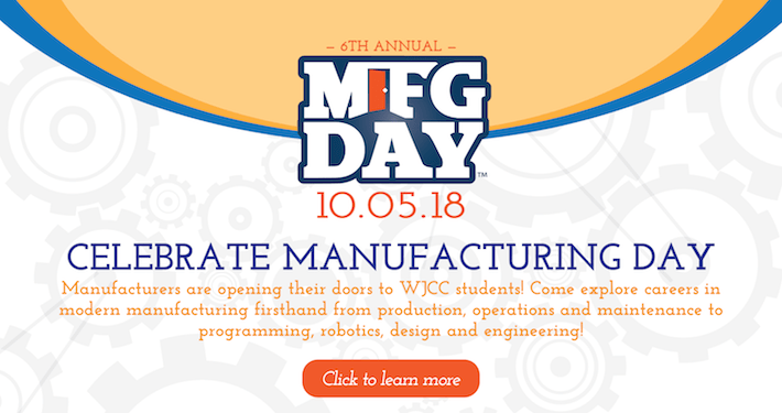 2018 Manufacturing Day - October 5, 2018
