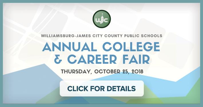 2018 Annual College and Career Fair - Thursday, October 25, 2018