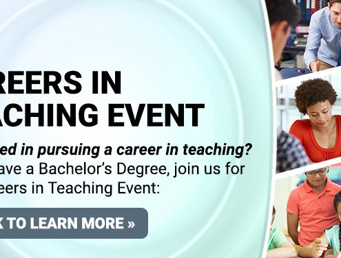 CAREERS IN TEACHING EVENT