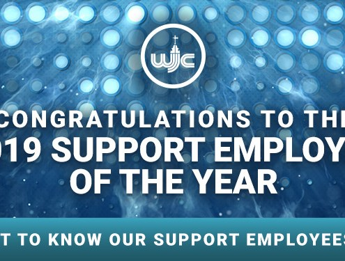 Support Employee of the Year