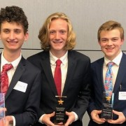 LHS Team Wins State Economic Challenge, Places 15th Nationally