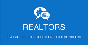 For Realtors – Client Referral Program