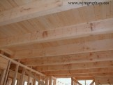 "4""x8"" Solid Wood Beams"