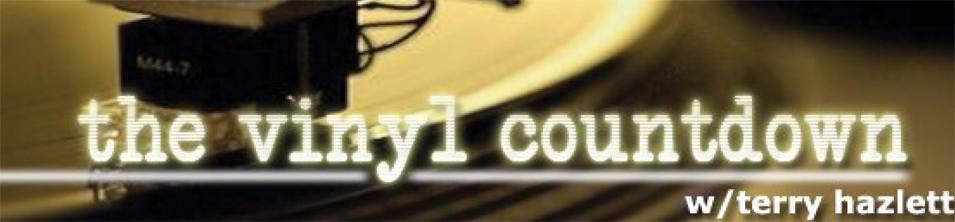 The Vinyl Countdown with Terri Hazlett