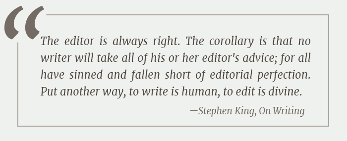 To-Write-Is-Human-To-Edit-Is-Divine-Stephen-King