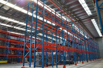 Warehouse Racking Selective Pallet