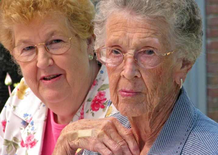 Linda and Granny