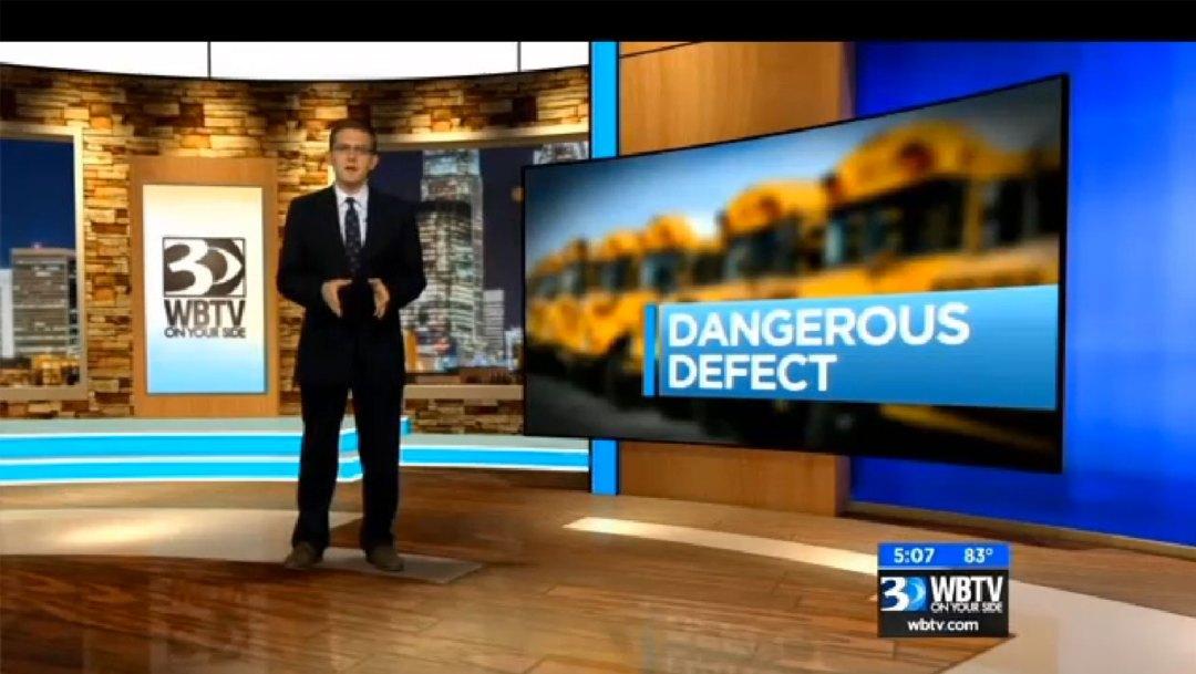 WKG media School Bus Incident