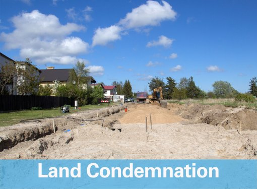 Land Condemnation