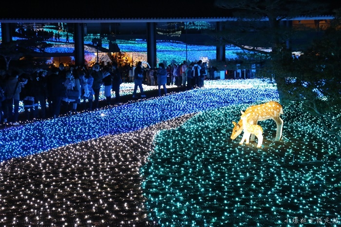 奈良必去,奈良琉璃繪,奈良琉璃繪點燈,奈良自由行,奈良行程 @小環妞 幸福足跡