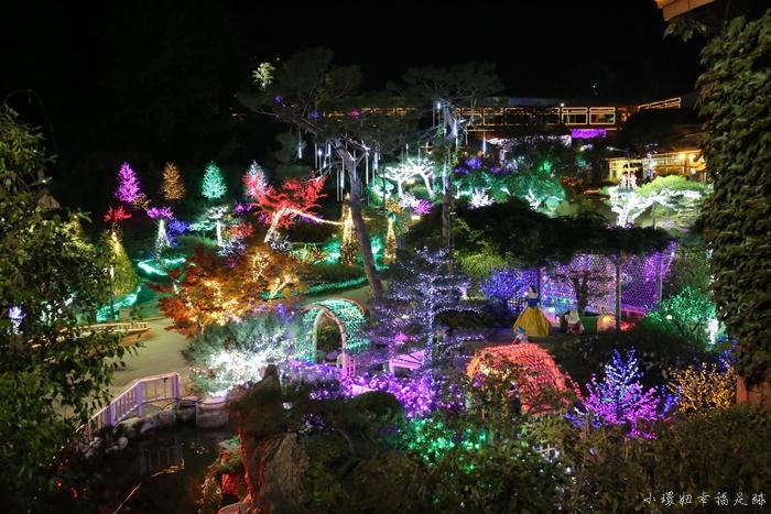 【韓國一日團行程】香草島樂園Herb Island,首爾近郊京畿道一日遊推薦,夢幻童話小鎮夜景(5)