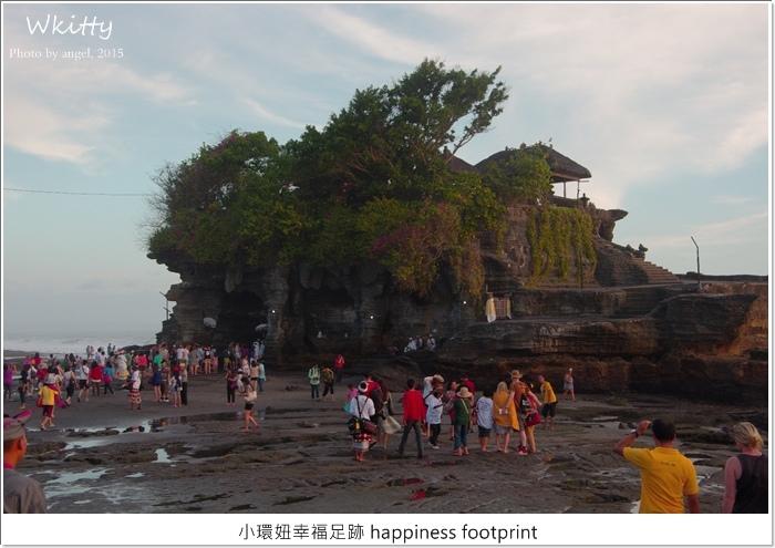 【峇里島必去景點(18)】海神廟,最佳前往時機夕陽西下時,峇里島不可錯過景點!