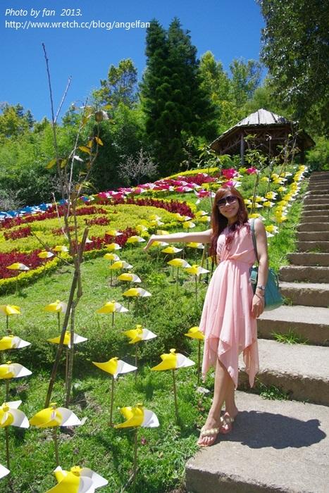小瑞士花園,清境小瑞士花園,清境景點推薦,清境行程,清鏡必去 @小環妞 幸福足跡