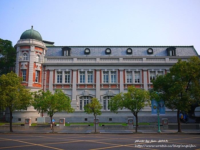 台南,推薦,文學館,旅遊,景點,林百貨,警察局 @小環妞 幸福足跡