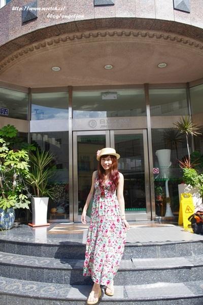 [澎湖住宿飯店] 日立飯店。位於馬公繁華地帶的優秀飯店