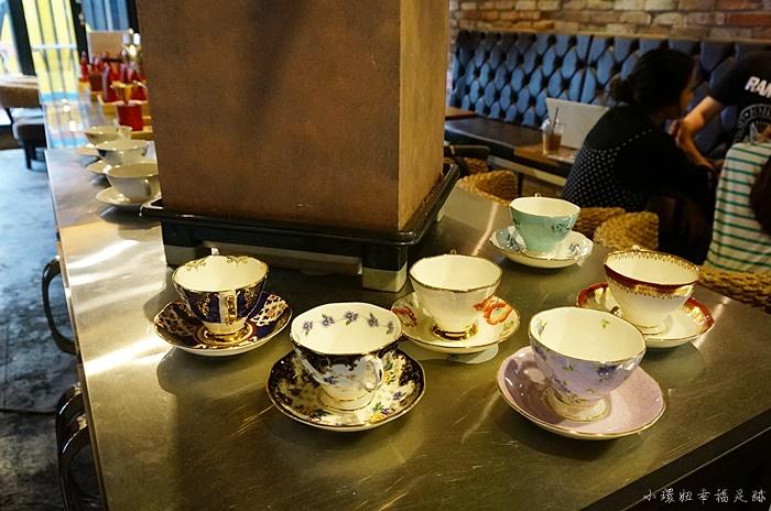 lga coffee,首爾咖啡,首爾咖啡廳,首爾哈密瓜冰,首爾美食 @小環妞 幸福足跡