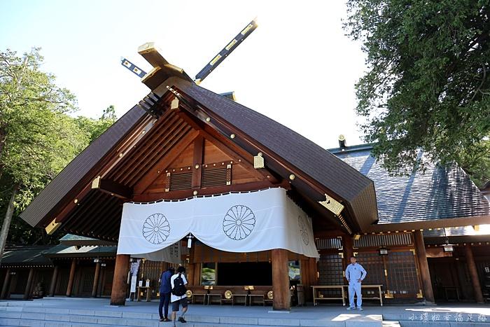 【北海道札幌必去景點】北海道神宮,日本札幌旅遊景點推薦! @小環妞 幸福足跡