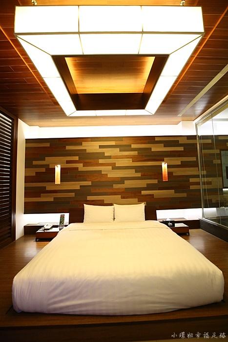 【台南清水漾】H Villa Motel,主打房間內有泳池的VILLA房型 @小環妞 幸福足跡