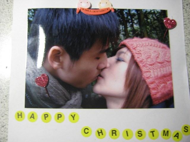 [♡- 聖誕禮物] @小環妞 幸福足跡