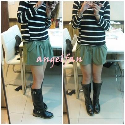 [★穿搭★- 敗家品~牛津鞋和靴靴共3雙~♥ @小環妞 幸福足跡