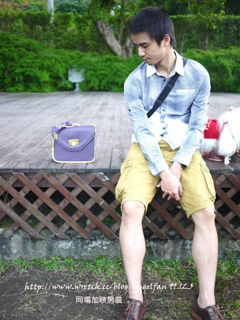 [★穿搭★]-近期敗家~冬季女孩低調奢華風(同場加映男裝XD) @小環妞 幸福足跡