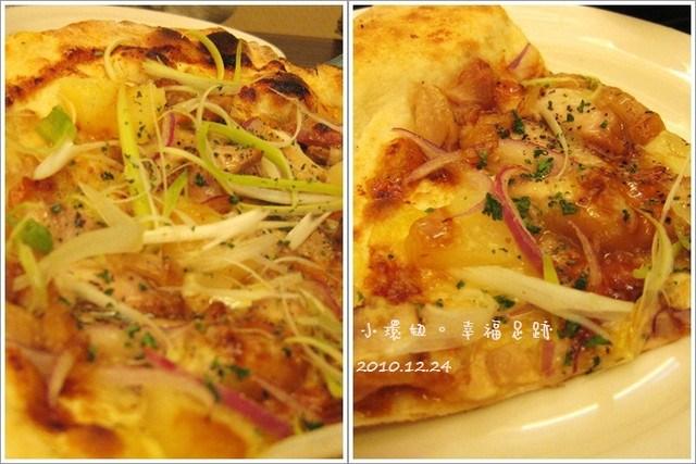 [台北京站美食]。貝里尼(Bellini Pasta Pasta)之聖誕紅趴 @小環妞 幸福足跡