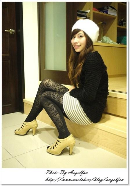 [★穿搭★]-讓男友噴鼻血的心機美襪5款分享(內有抽獎活動喔) @小環妞 幸福足跡