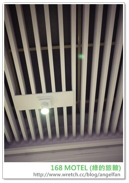 [住♡桃園-獨特綠建築MOTEL。白色浪漫~綠的旅館] @小環妞 幸福足跡
