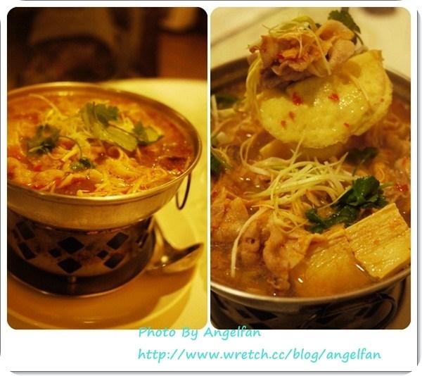 [吃♡台北]~淡水 八里海邊的好味道。花神咖啡廳 @小環妞 幸福足跡