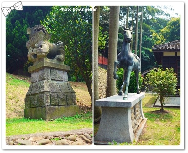 [玩♡桃園]三級古蹟,保存最完整的日式神社。桃園忠烈祠 @小環妞 幸福足跡