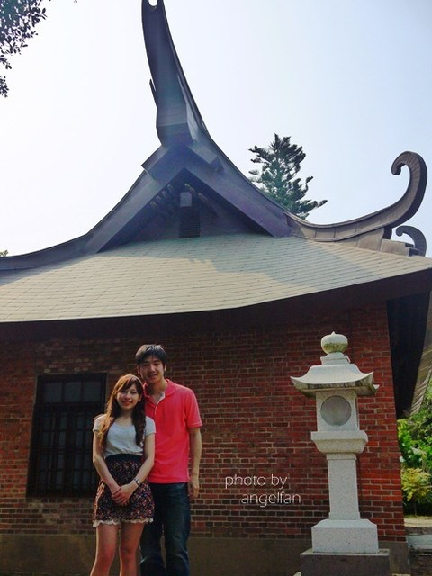 [玩♡苗栗]中國建築風巧妙融入了日式神社。通霄神社 @小環妞 幸福足跡