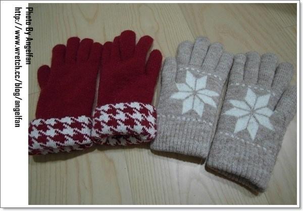 ❤一起美美又溫暖的過冬吧~13項暖暖小物分享 @小環妞 幸福足跡