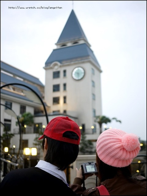 [吃♡台北]-淡水 吃的好趕但是歡聚最開心~福容大飯店下午茶 @小環妞 幸福足跡