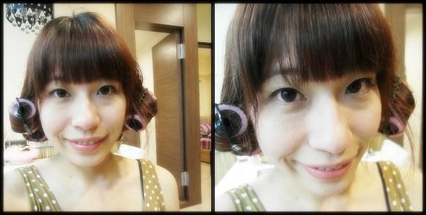 [髮型]不必上髮廊,教你一夜好眠後變捲髮♥♥♥ @小環妞 幸福足跡